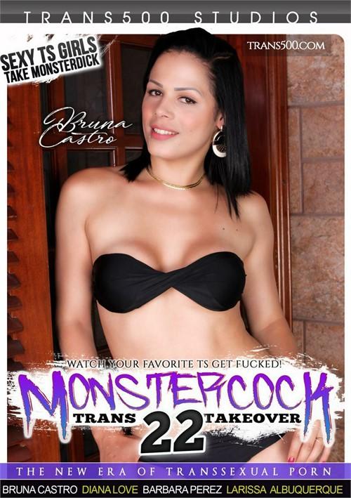 Monstercock Trans Takeover #22