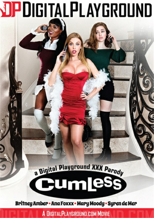 Cumless: A Digital Playground XXX Parody DVD