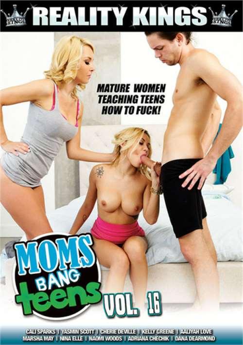 Moms Bang Teens #16 DVD