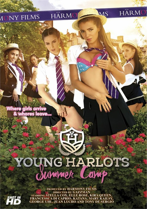 Young Harlots - Summer Camp DVD