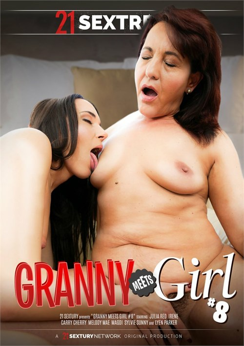 Granny Meets Girl #8