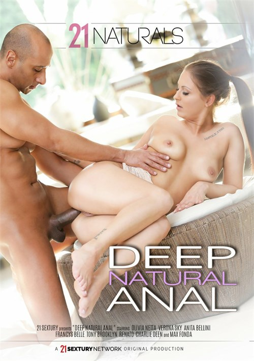 Deep Natural Anal DVD