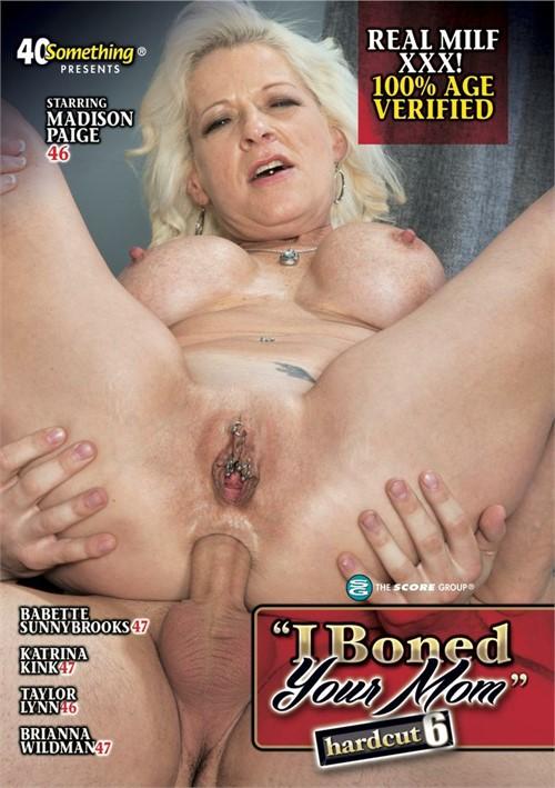 I Boned Your Mom Hardcut #6