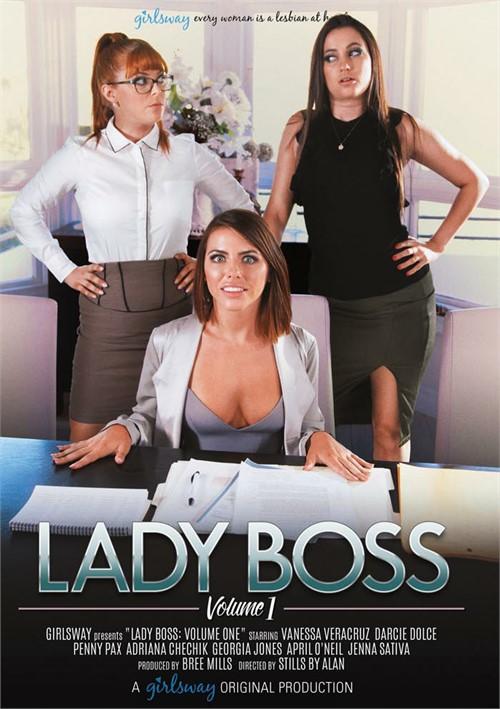 Lady Boss #1
