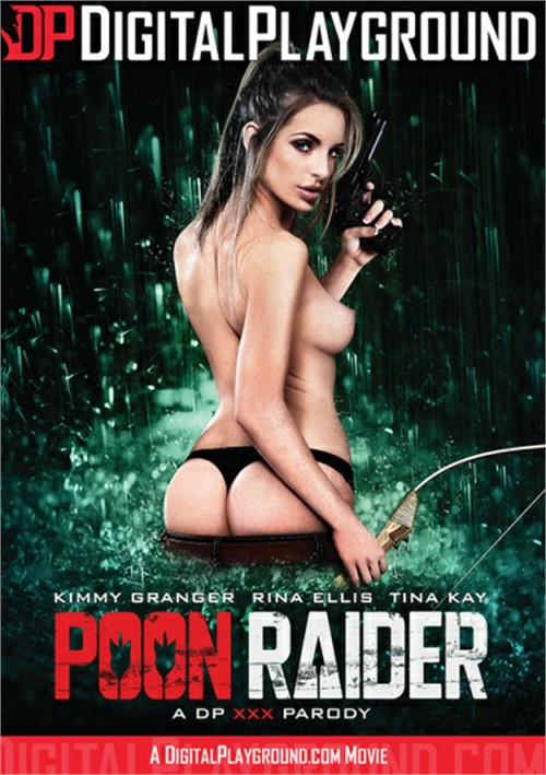 Poon Raider DVD