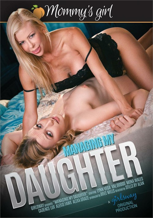 Managing My Daughter DVD