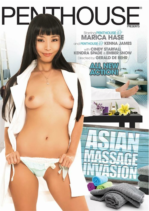 Asian Massage Invasion