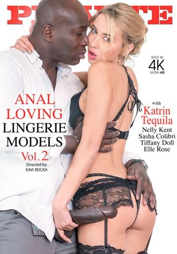 Anal Loving Lingerie Models #2