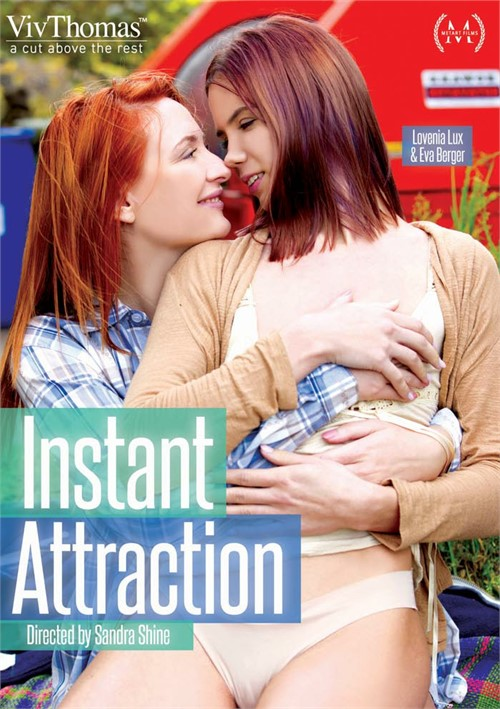 Instant Attraction DVD