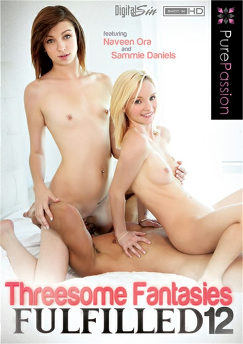 Threesome Fantasies Fulfilled #12