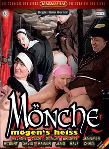 Monche Mogens Heiss DVD