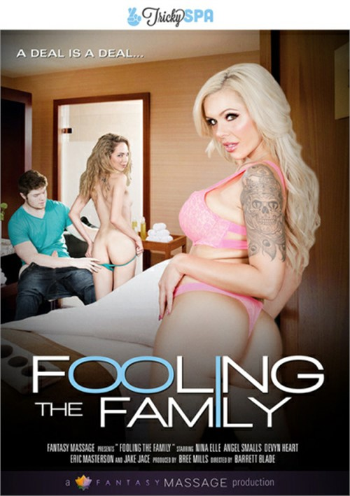 Fooling The Family DVD