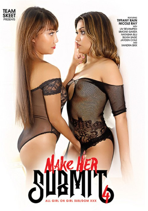 Make Her Submit #4 DVD