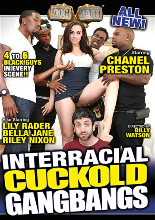 Interracial Cuckold Gangbangs
