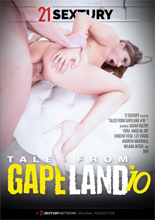 Tales From GapeLand #10 DVD