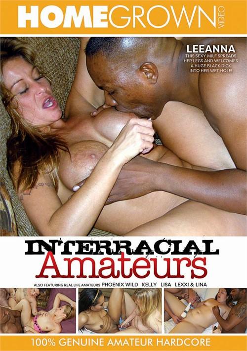 Interracial Amateurs