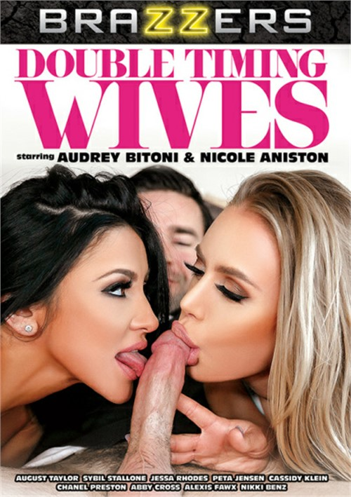 Double Timing Wives DVD