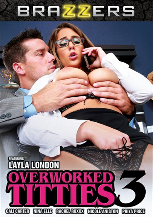 Overworked Tittie #3 DVD