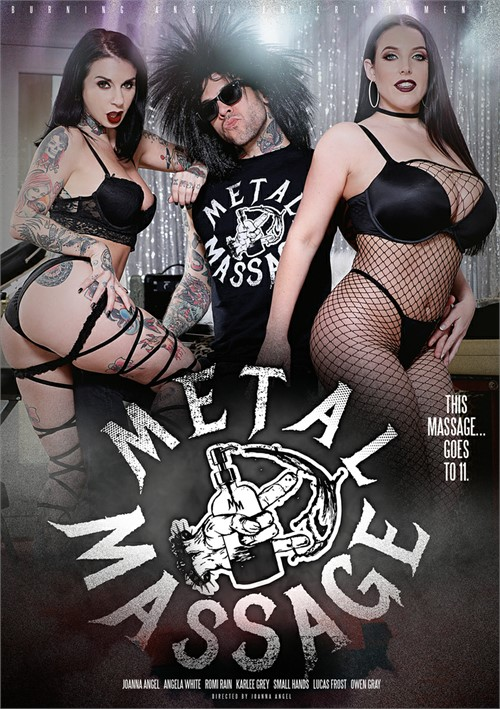 Metal Massage DVD