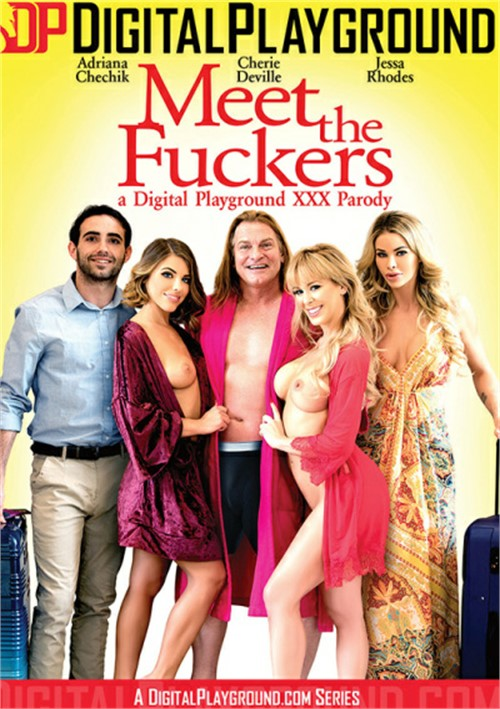 Meet The Fuckers DVD