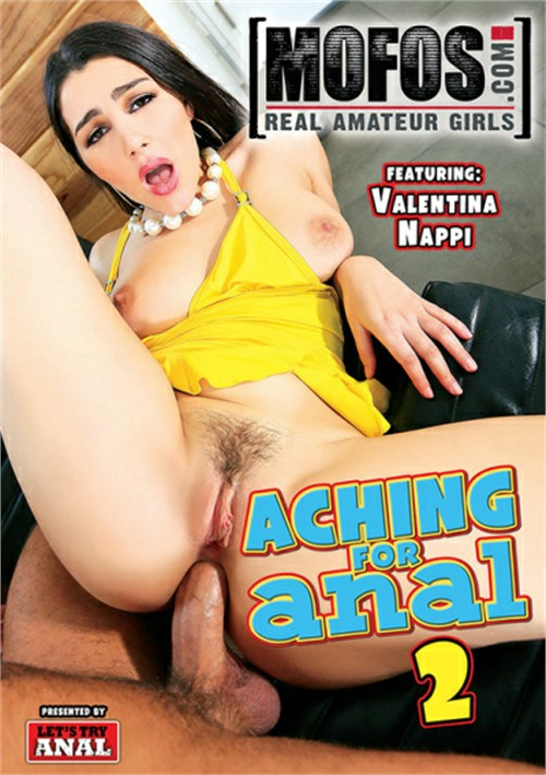 Aching For Anal #2