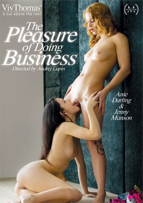 The Pleasure of Doing Business DVD