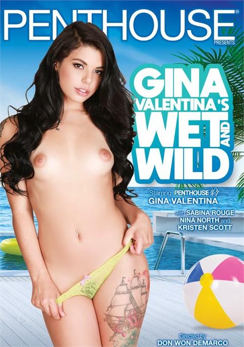 Gina Valentina's Wet And Wild