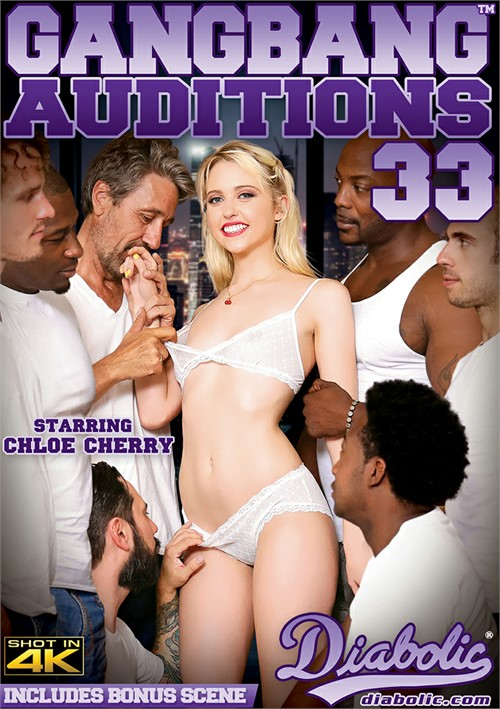 Gangbang Auditions #33