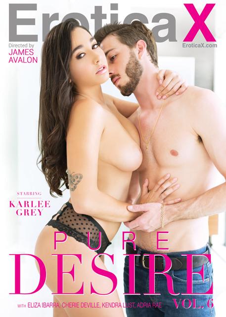 Pure Desire #6 DVD