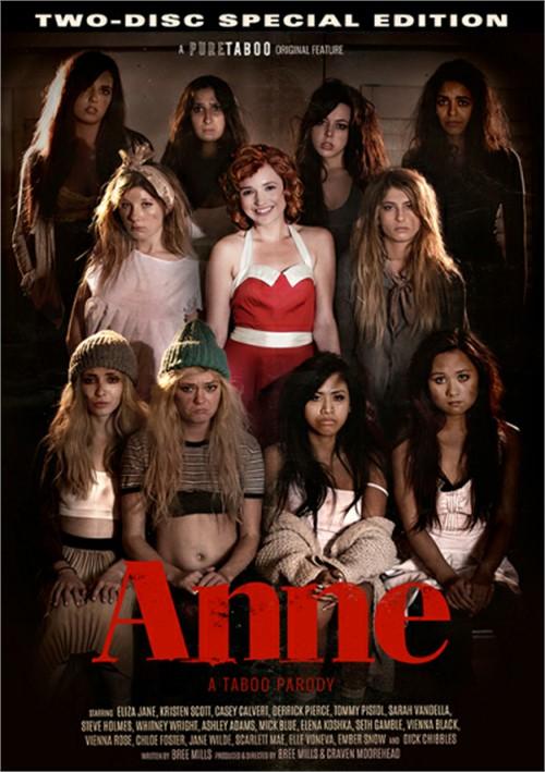 Anne: A Taboo Parody DVD