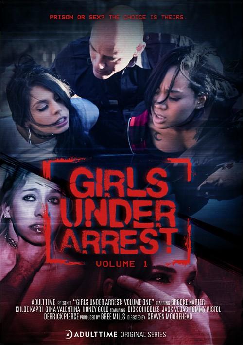 Girls Under Arrest #1