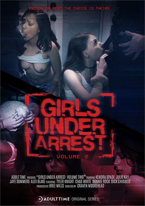 Girls Under Arrest #2