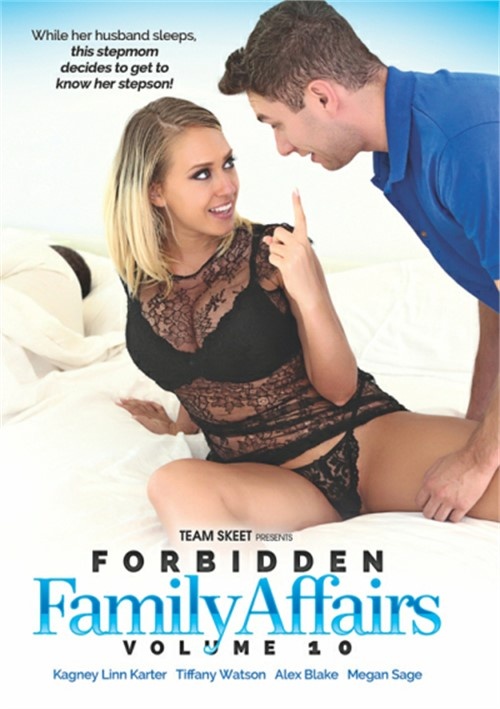Forbidden Family Affairs #10