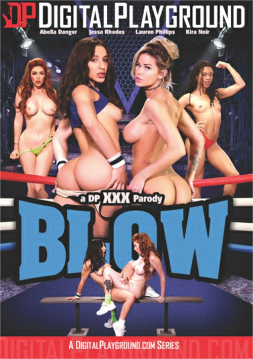 Blow: A DP XXX Parody DVD