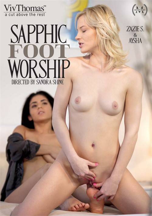 Sapphic Foot Worship DVD
