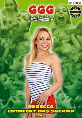 Rebecca Discovers Sperm #2 DVD