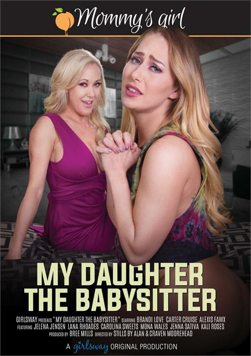 My Daughter The Babysitter DVD
