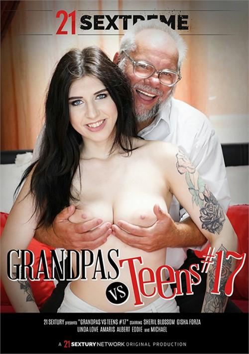 Grandpas vs. Teens #17 DVD