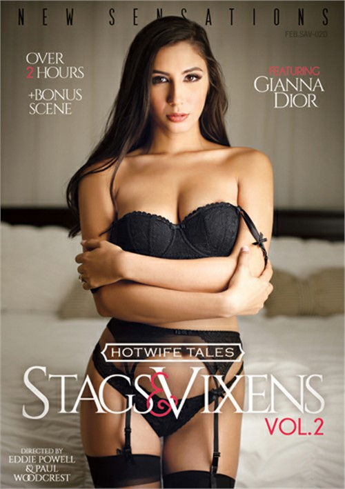Stags & Vixens #2 DVD
