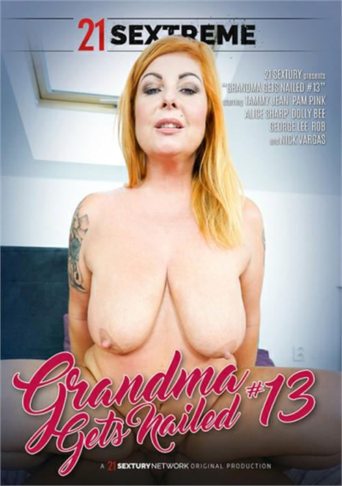 Grandma Gets Nailed #13 DVD