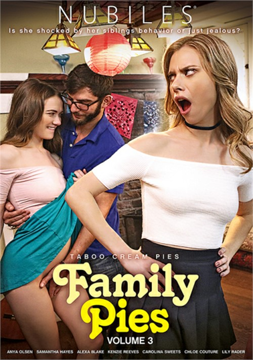 Family Pies #3 DVD