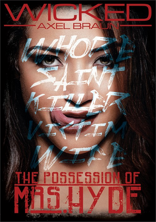 The Possession Of Mrs. Hyde DVD