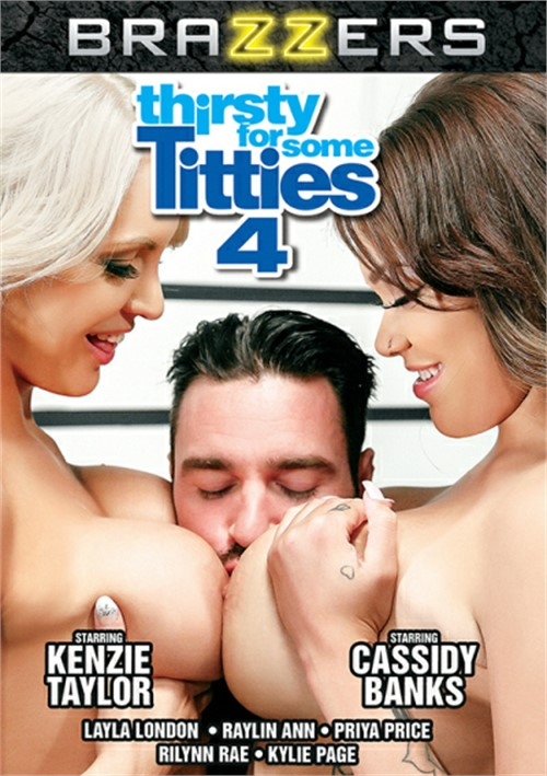 Thirsty For Some Titties #4 DVD