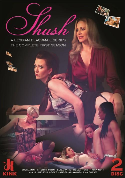 Shush: A Lesbian Blackmail Series DVD