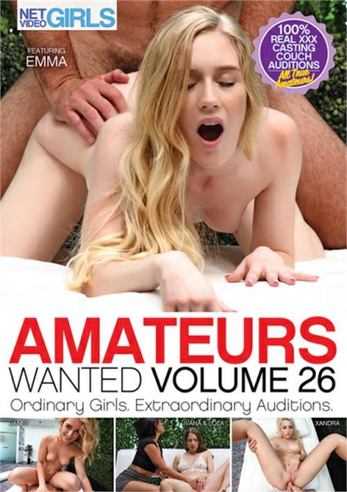 Amateurs Wanted #26