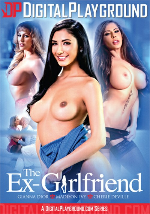 The Ex-Girlfriend DVD