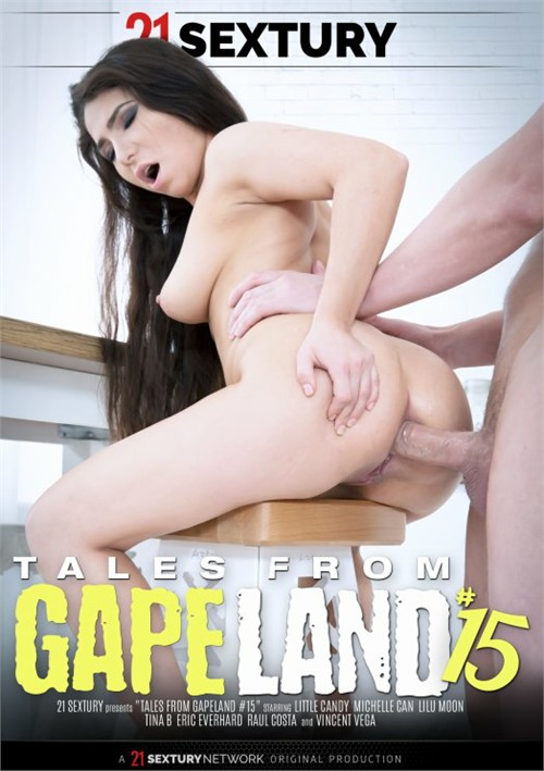 Tales From GapeLand #15 DVD