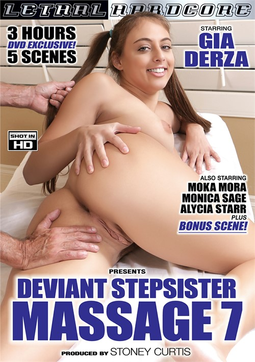 Deviant Step Sister Massage #7