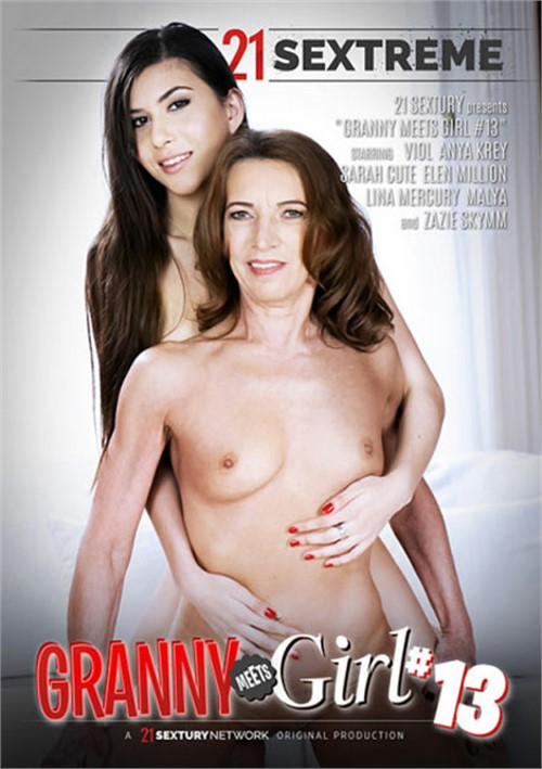 Granny Meets Girl #13