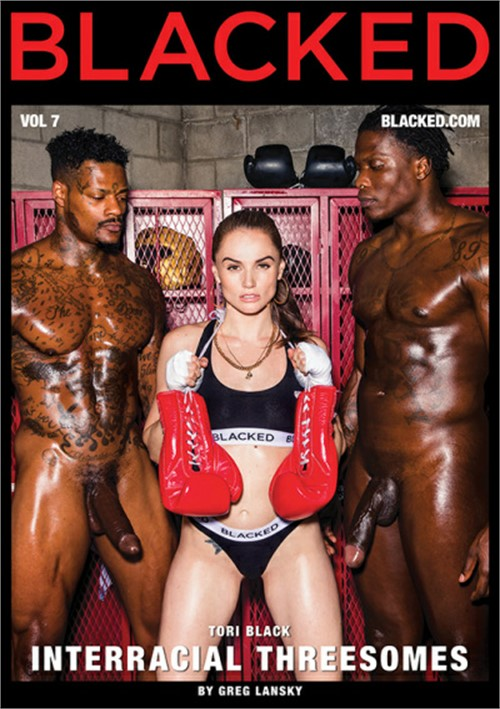 Interracial Threesomes #7